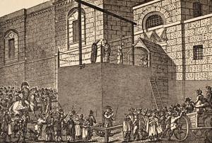 Newgate Execution